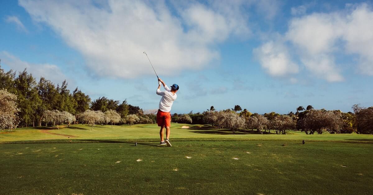 leer beter golfen met de slimme golfschoen
