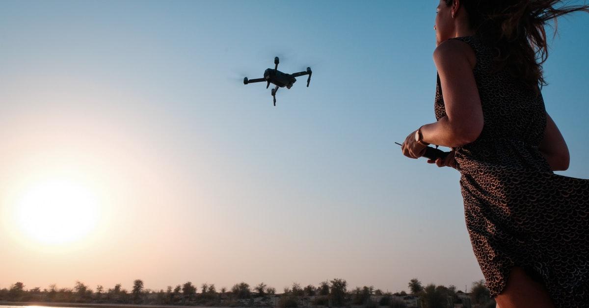 mooie drones voor weinig geld
