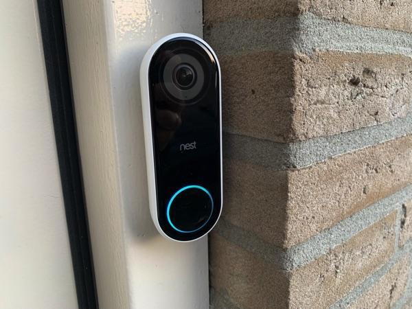 Slimme deurbel smart deurbellen