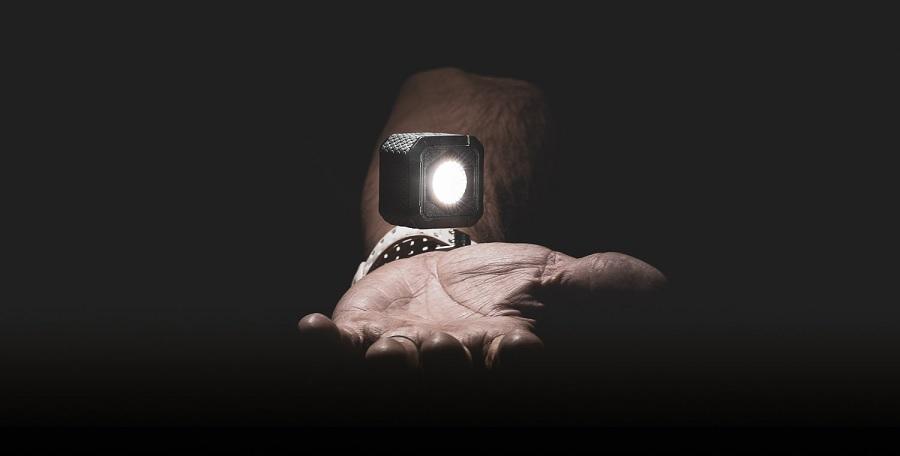 lume cube lichtbron