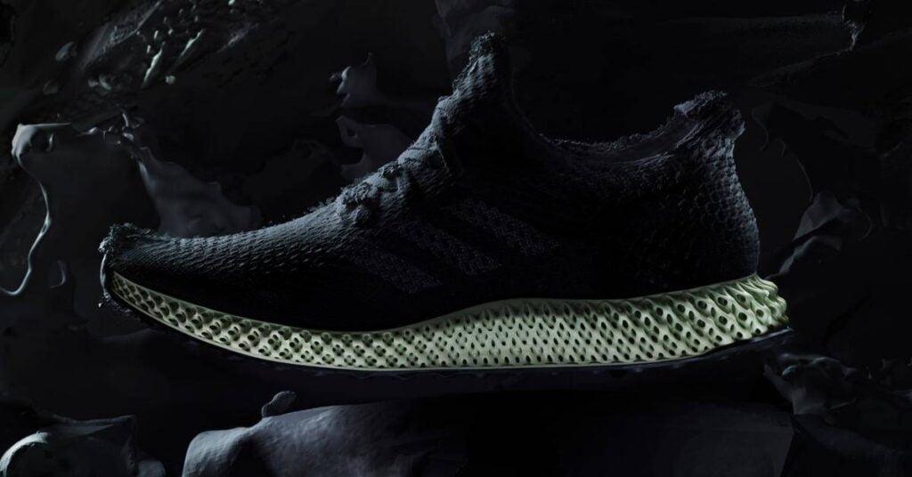 Adidas 4D Futurecraft sneaker