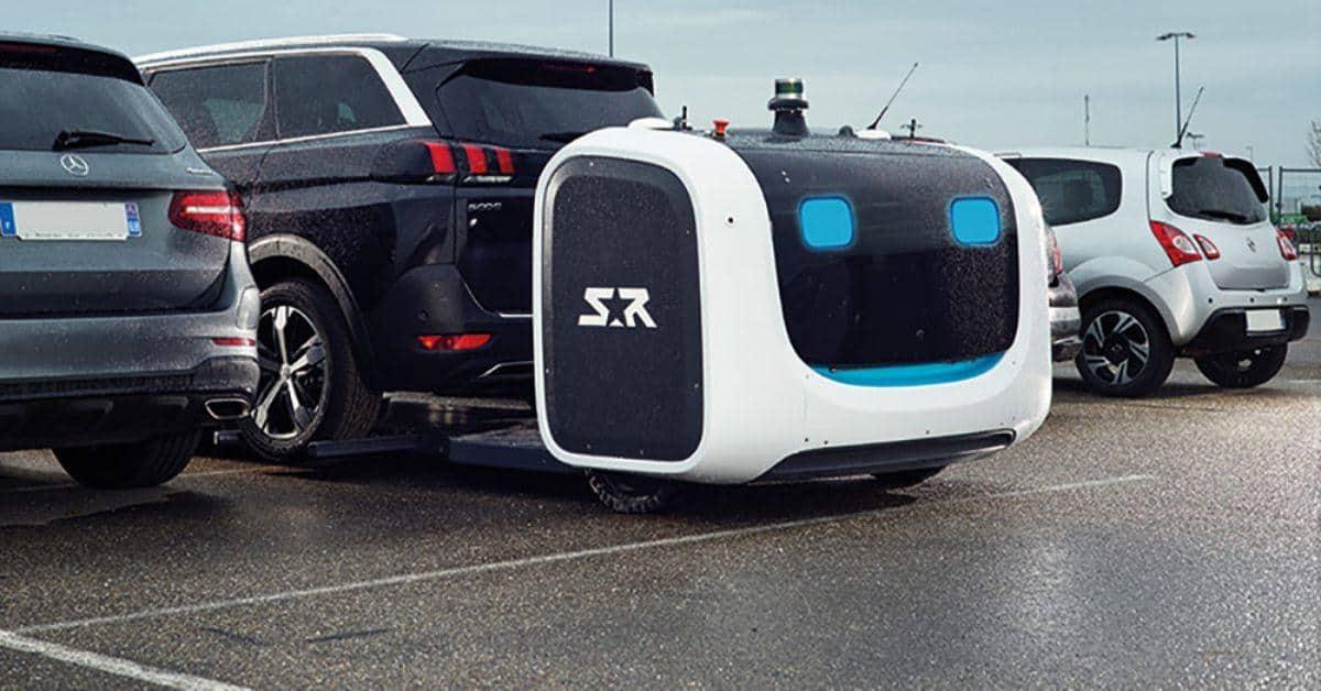 Stan Parking Robot
