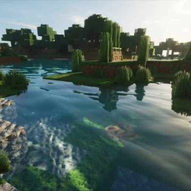 Sonic Ether Minecraft Shaders