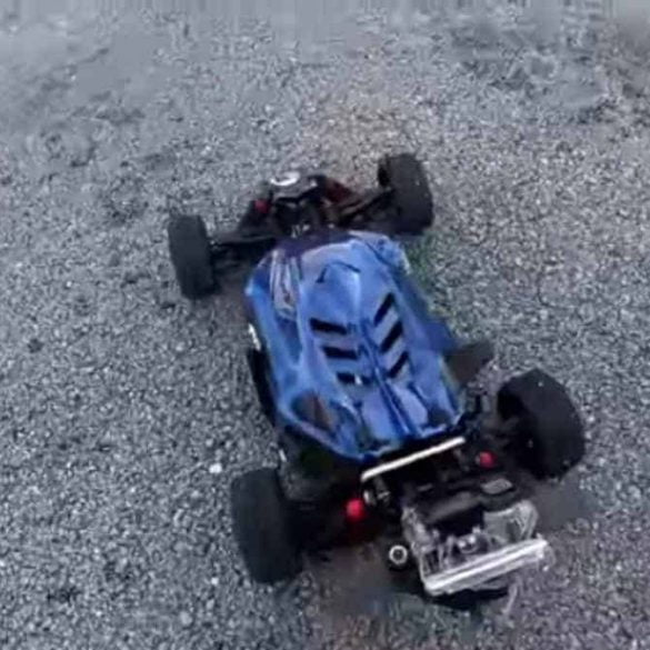 Shockwave RC auto