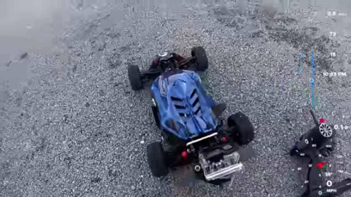 Shockwave RC auto