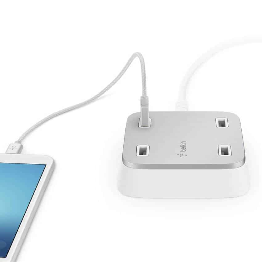 Belkin Family Rockstar USB chargers