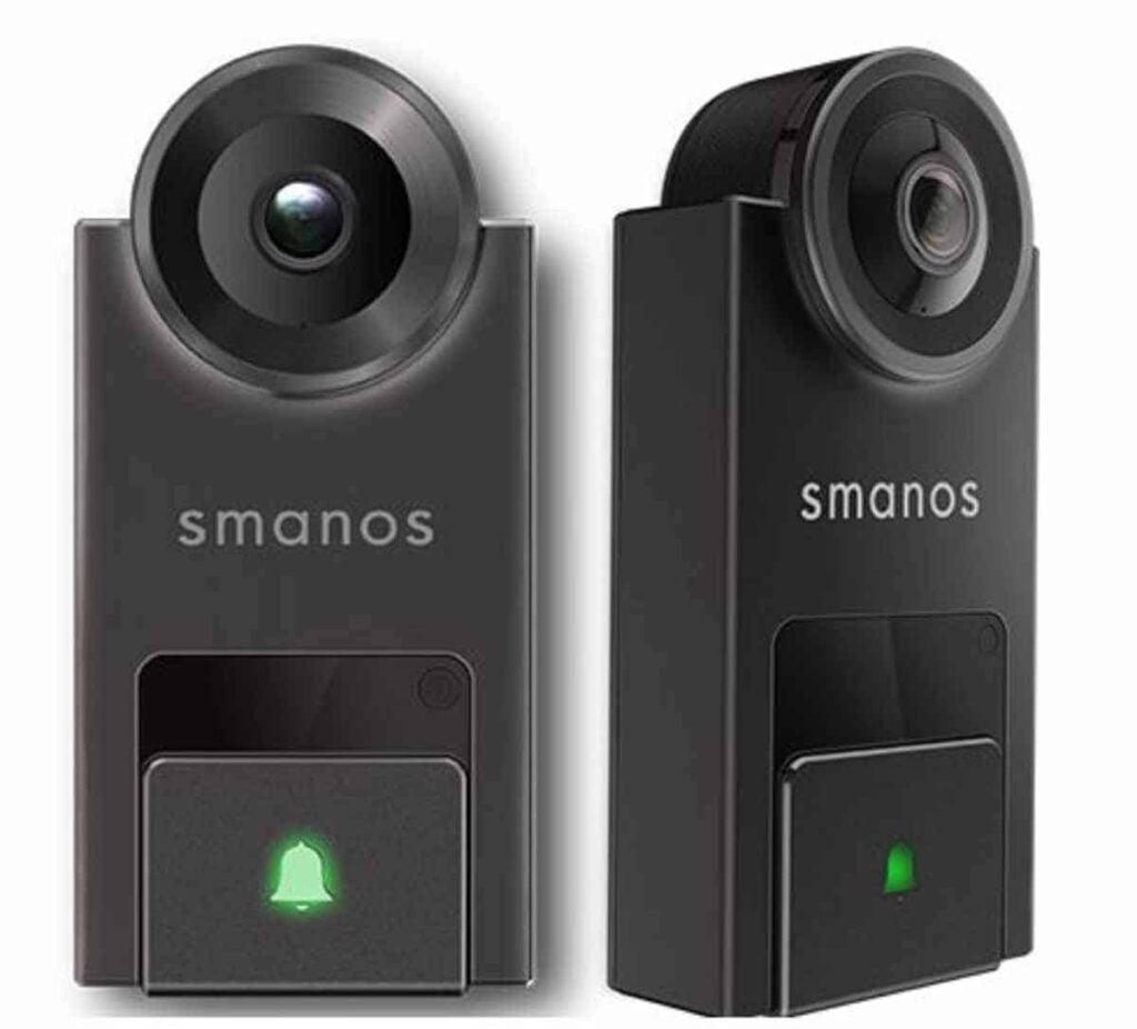 Smanos MA1040 Slimme deurbel smart deurbellen