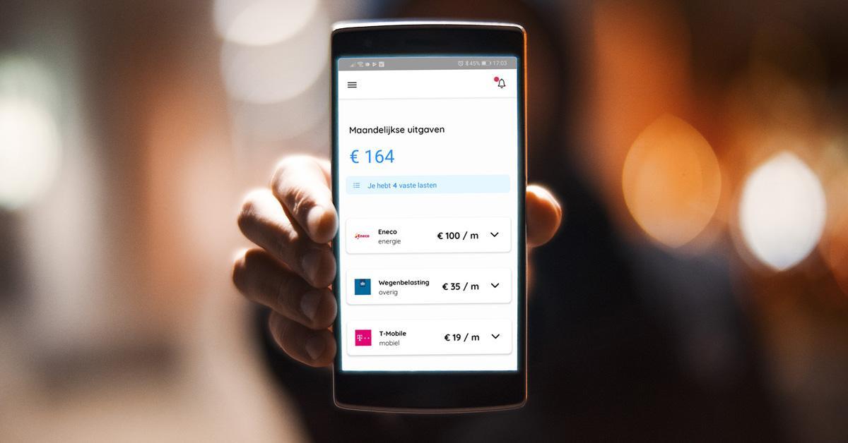 Dyme app besparen review