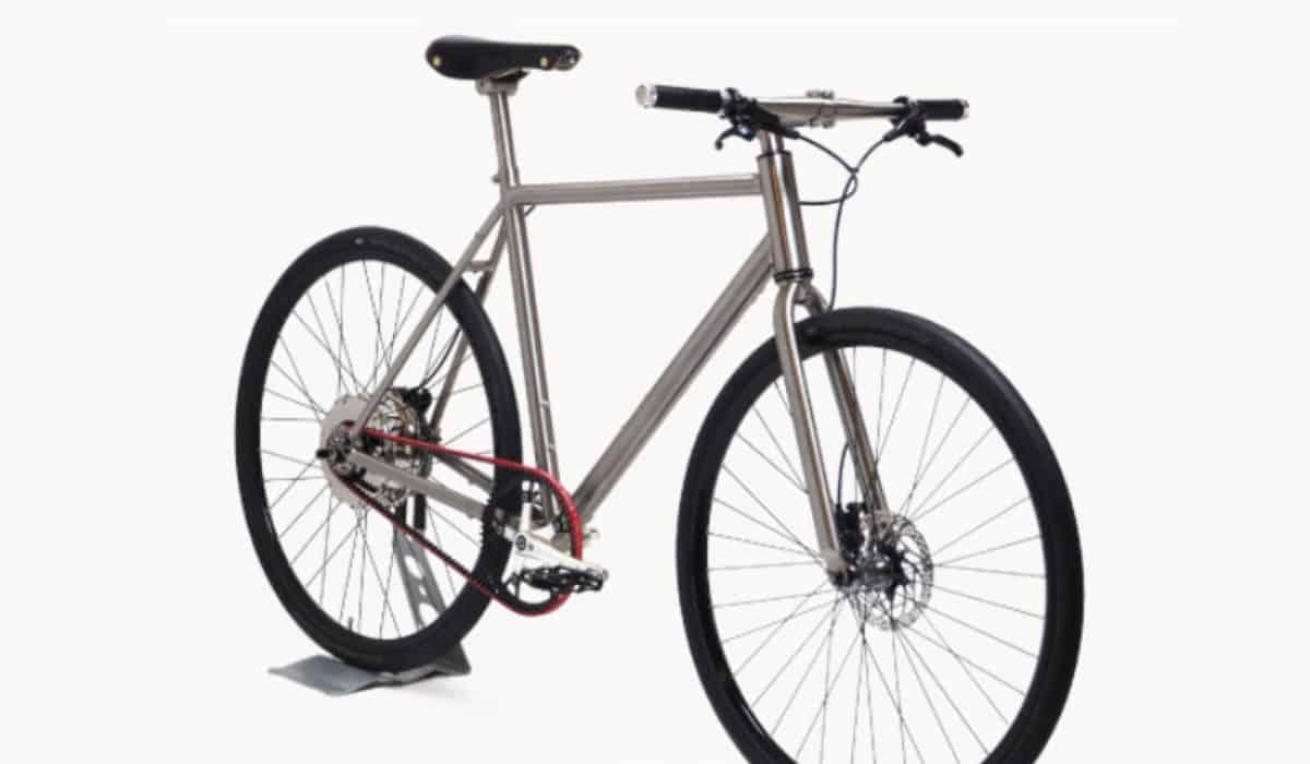 Elektrische fiets Nua Clectrica