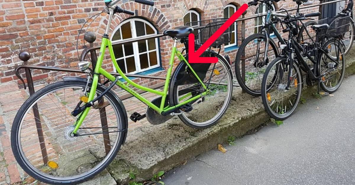 Fietsslot fietsendief slot