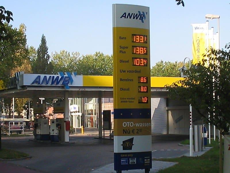Tankstation ANWB