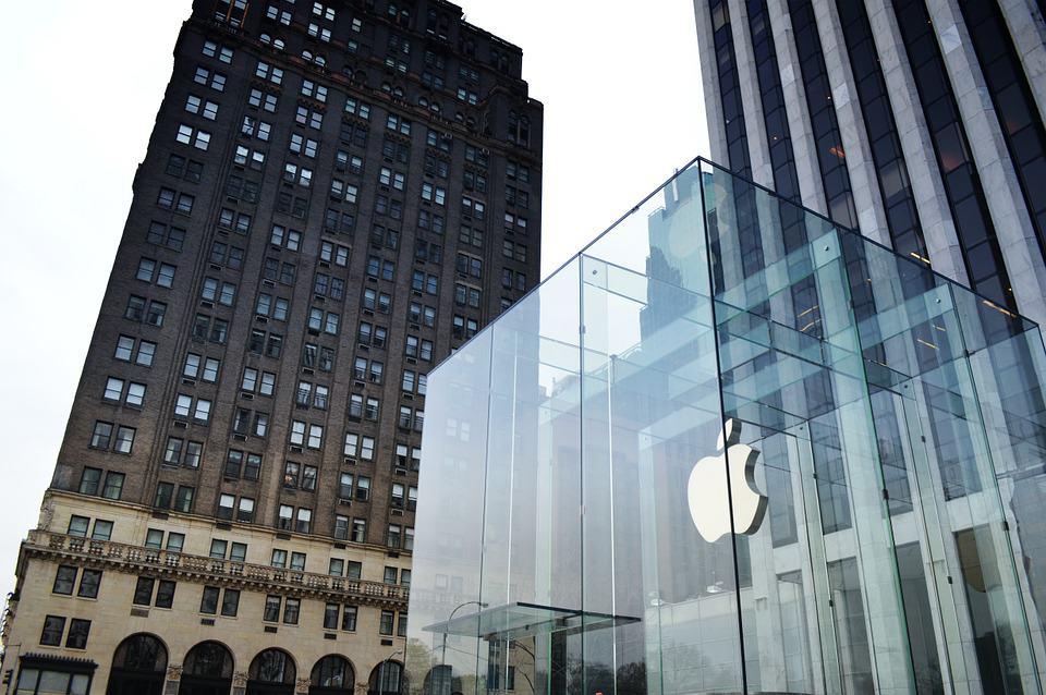 Apple gebouw kosten marketing iPhone