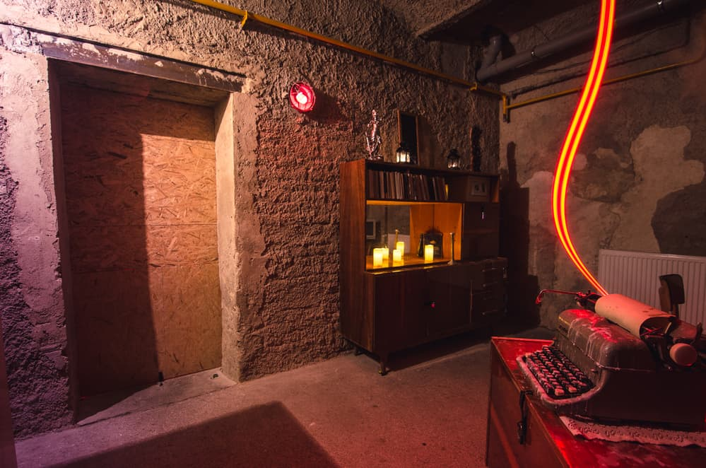 Escape room foto
