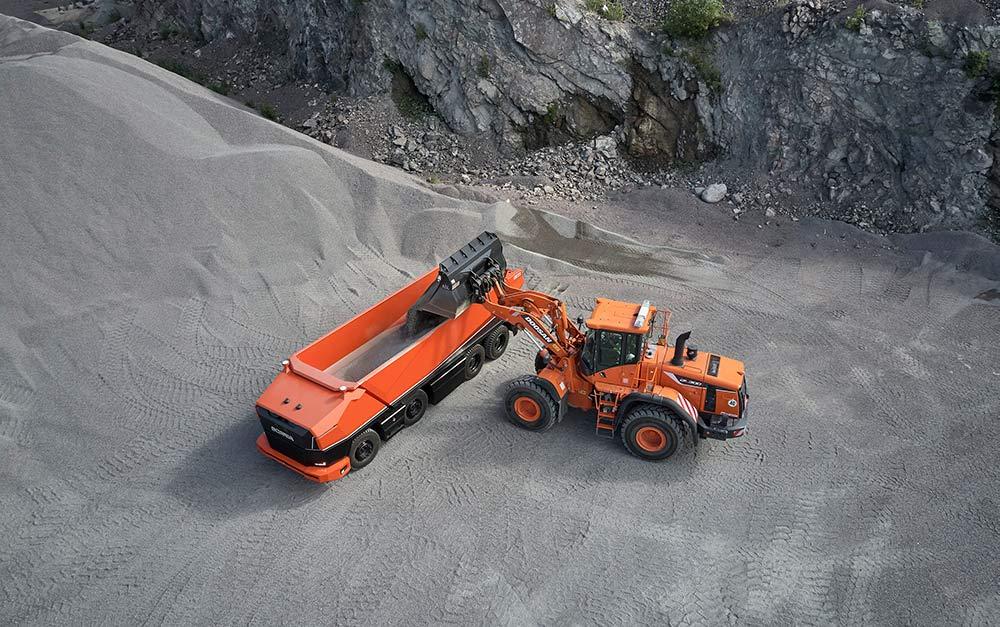 Scania AXL autonome vrachtwagen truck 2