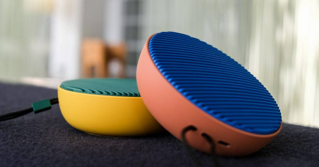 Vifa city bluetooth speaker