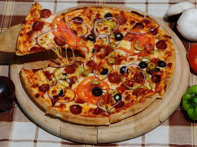 Pizza pizza oven