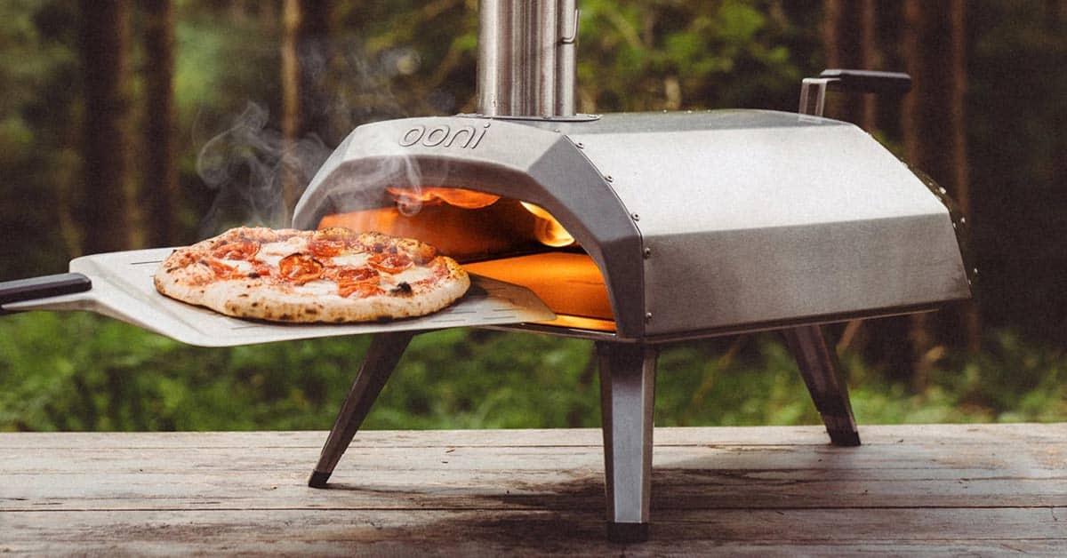 Pizzaliefhebber pizza pizzaoven Ooni