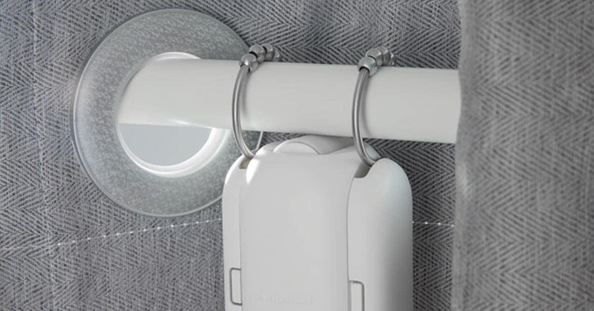 SwitchBot Curtain automatische gordijnen aparaatje feat