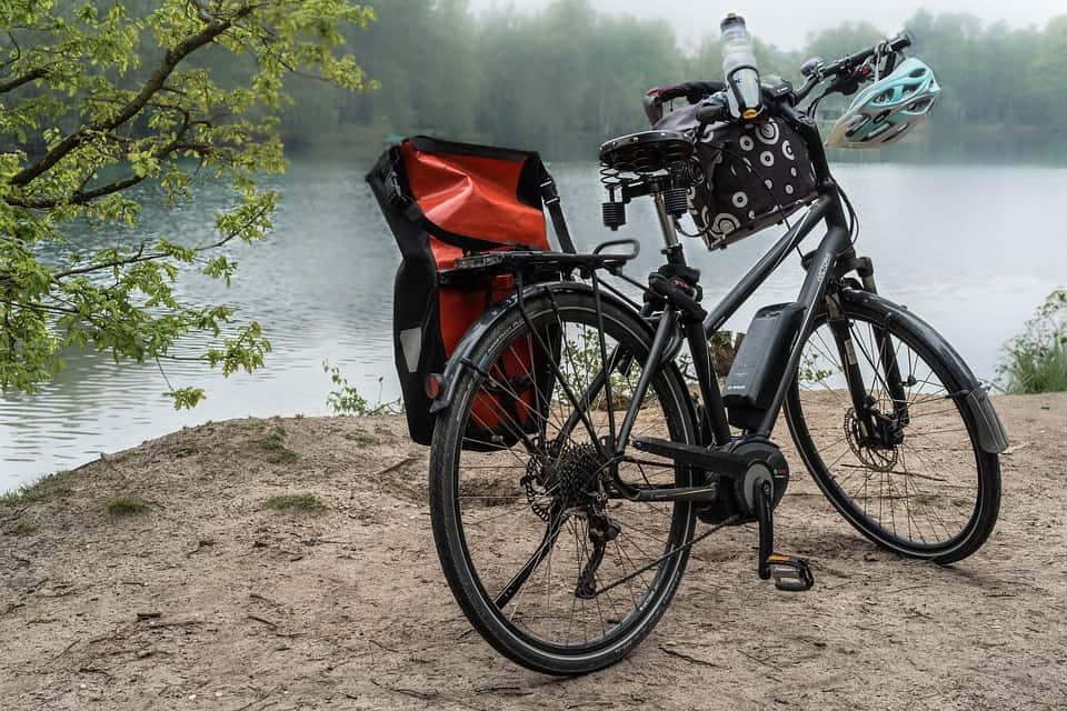 e-bike populair elektrische fiets reis