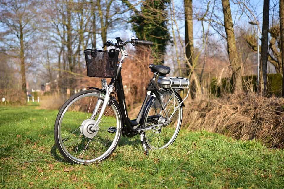 e-bike populair elektrische fiets