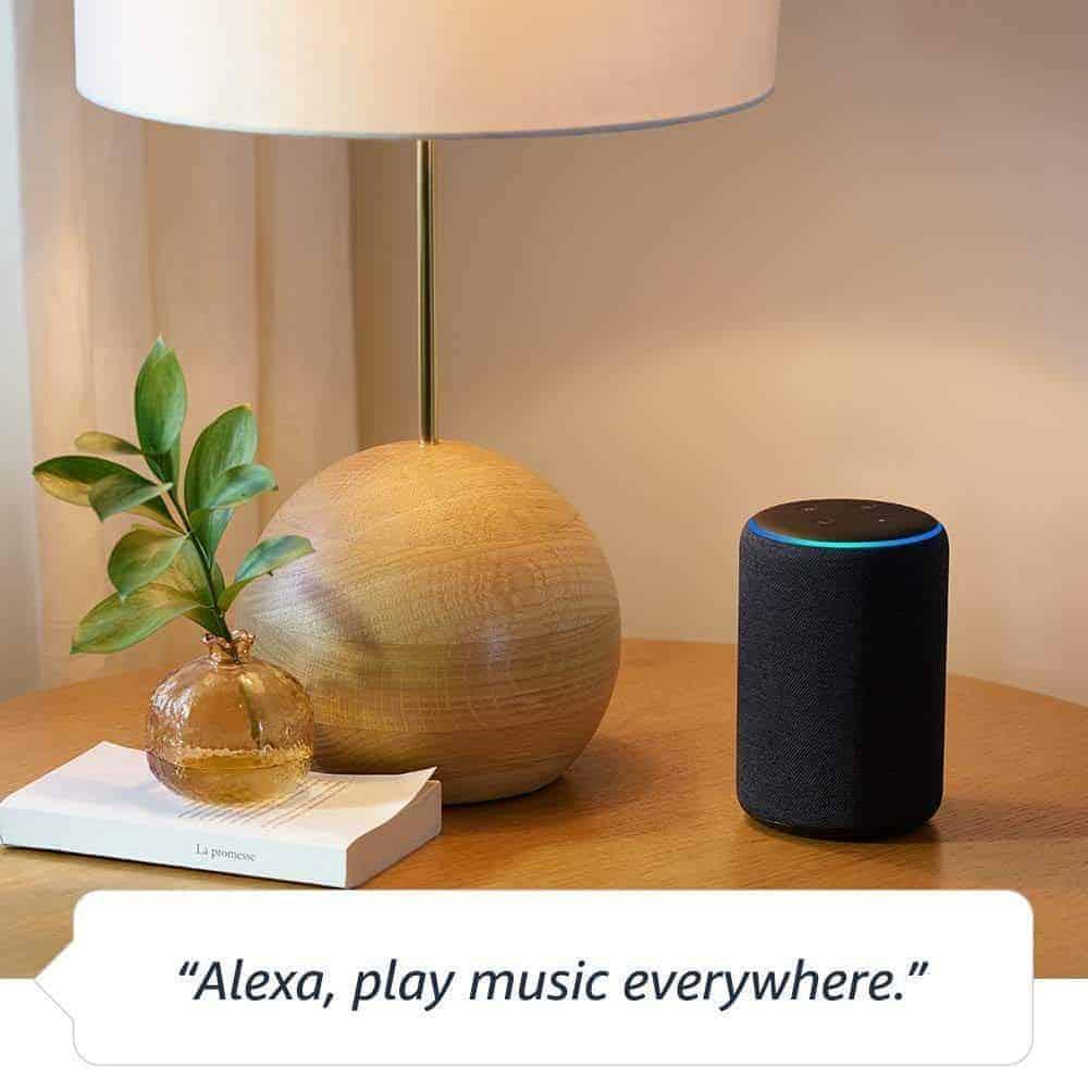 Amazon-Echo-3e-generatie alexa