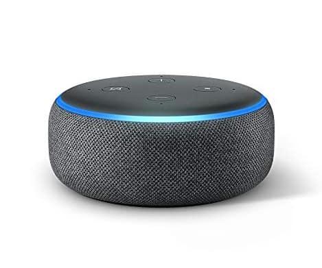 Amazon echo dot 3e generatie alexa