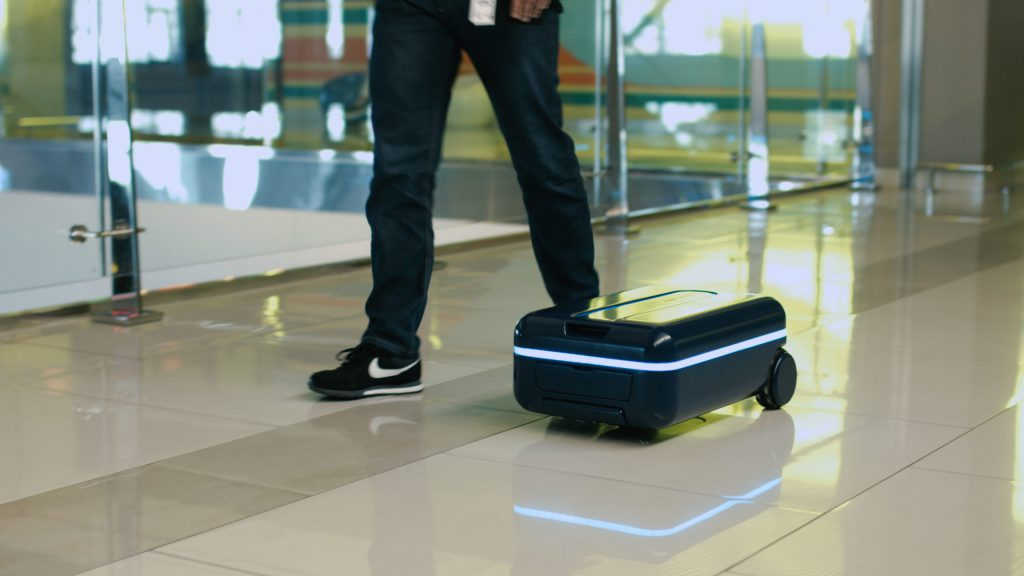 Travelmate slimme koffer