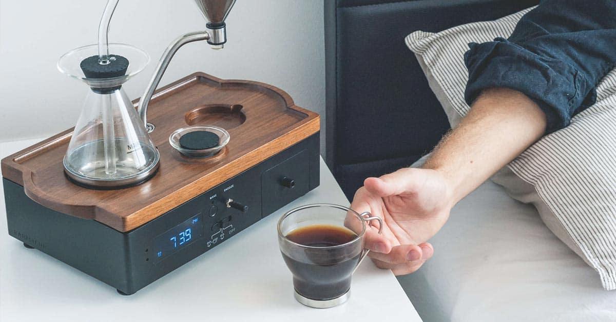 Koffiewekker Joy Resolve Barisieur
