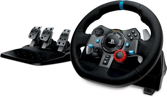 Logitech G29 stuur race spel set