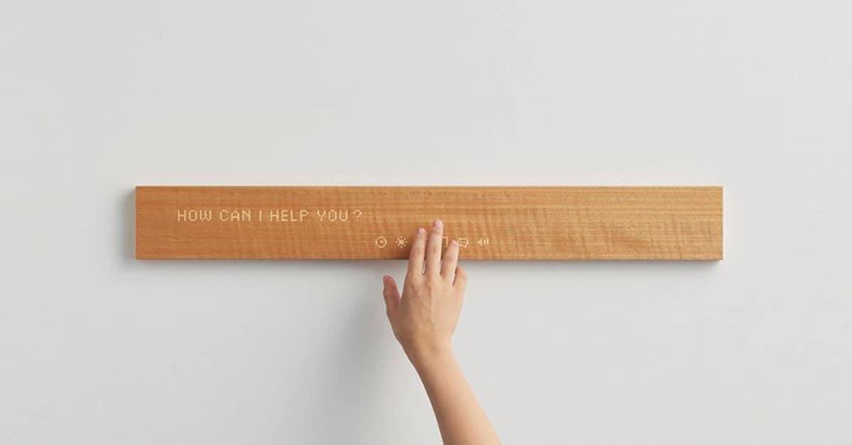 Mui slimme plank smart feat