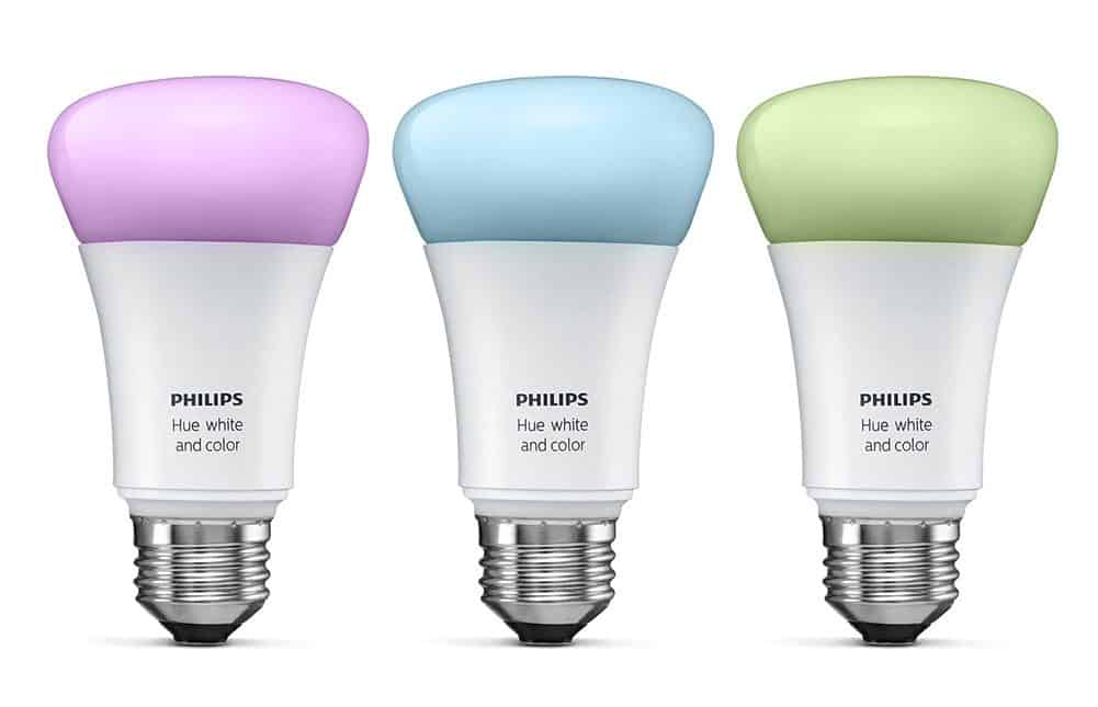 Philips Hue lampen bluetooth