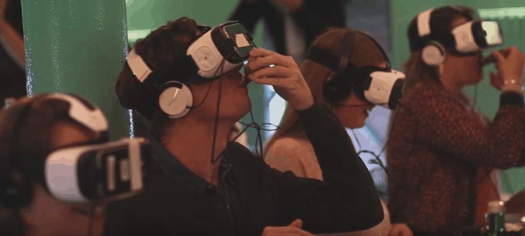 Virtual Reality Dining