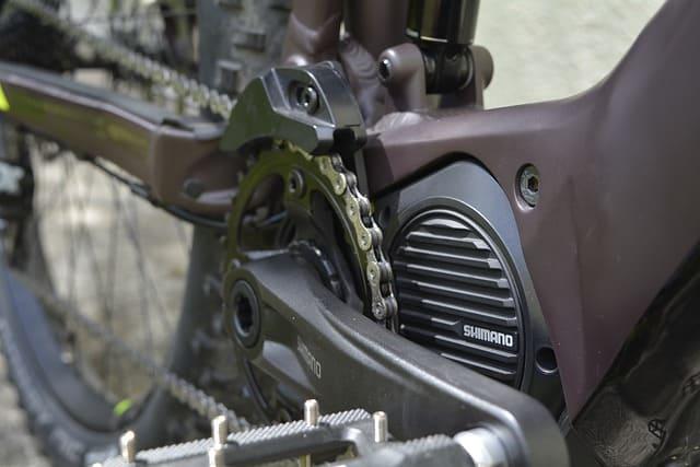 Ebike fiets elektrisch motor