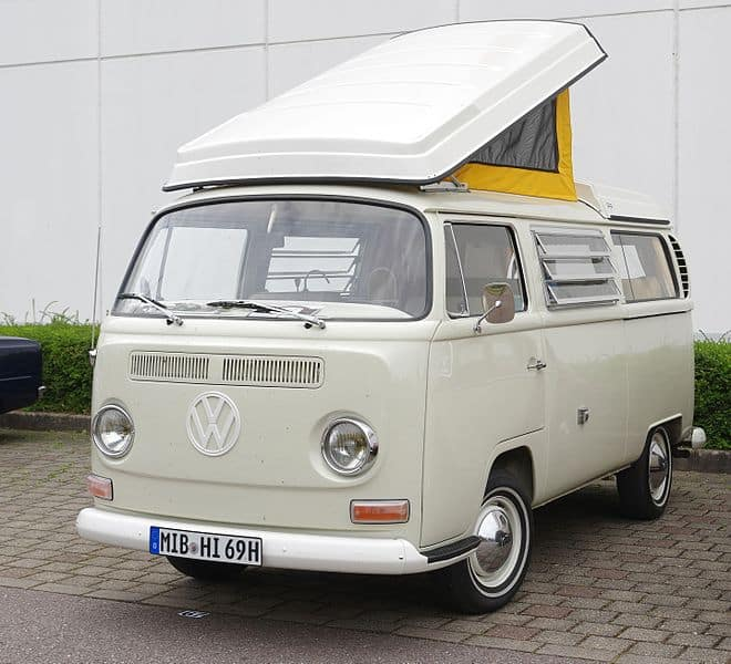 Volkswagen T2 busje