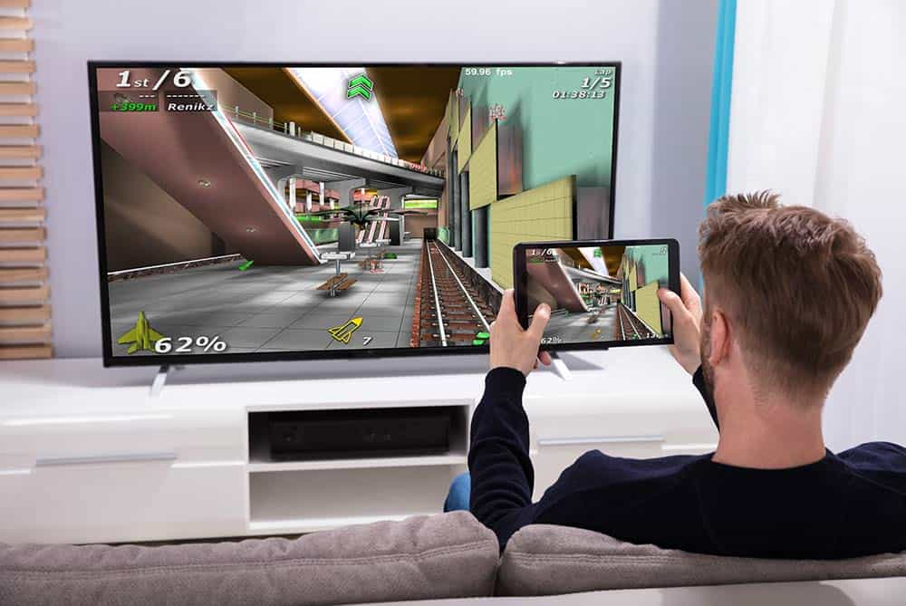 Games streamen services