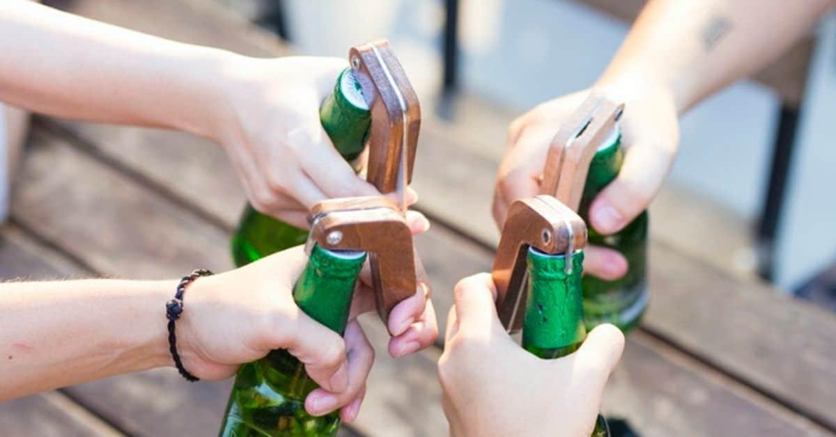 smart bieropener