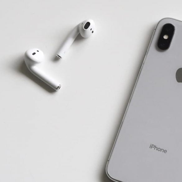 Apple AirPods met Android telefoon
