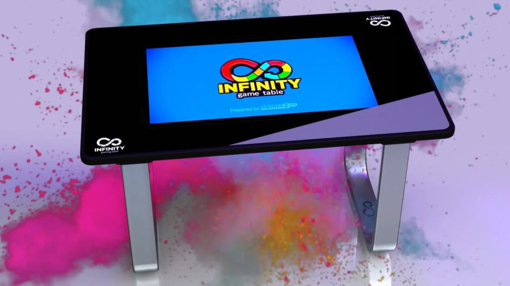 Infinity Game Table
